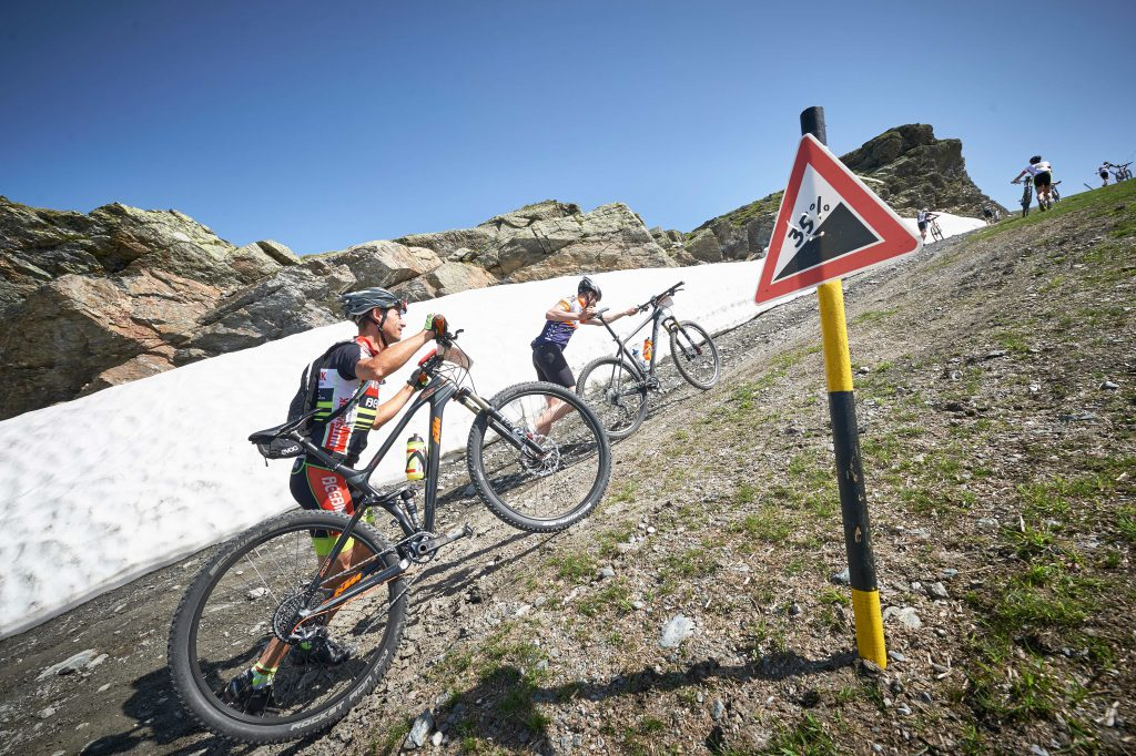 04.07.2015: Zillertal Bike Challenge, Tag 2; Zell am Ziller - Mayerhofen, neutralisierte Etappe - © Marco Felgenhauer