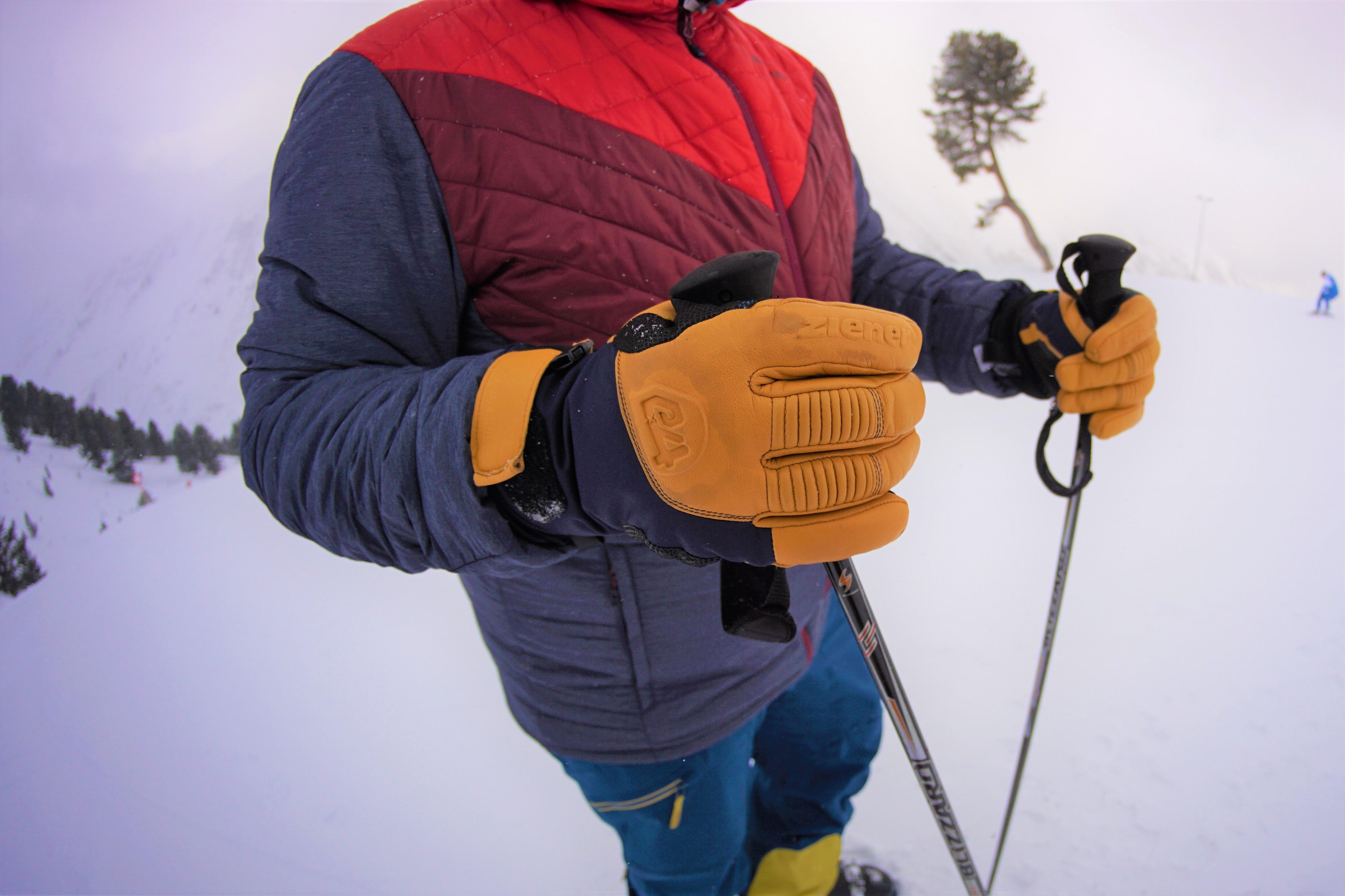 Ziener Ganzenberg Handschuh